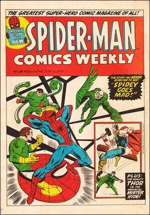 Spider-Man Comics Weekly Vol 1 18