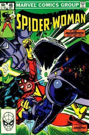 Spider-Woman Vol 1 46