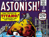 Tales to Astonish Vol 1 10