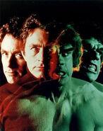 The Incredible Hulk (1977 film) Poster 002