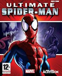 Ultimate Spider-Man (video game) cover