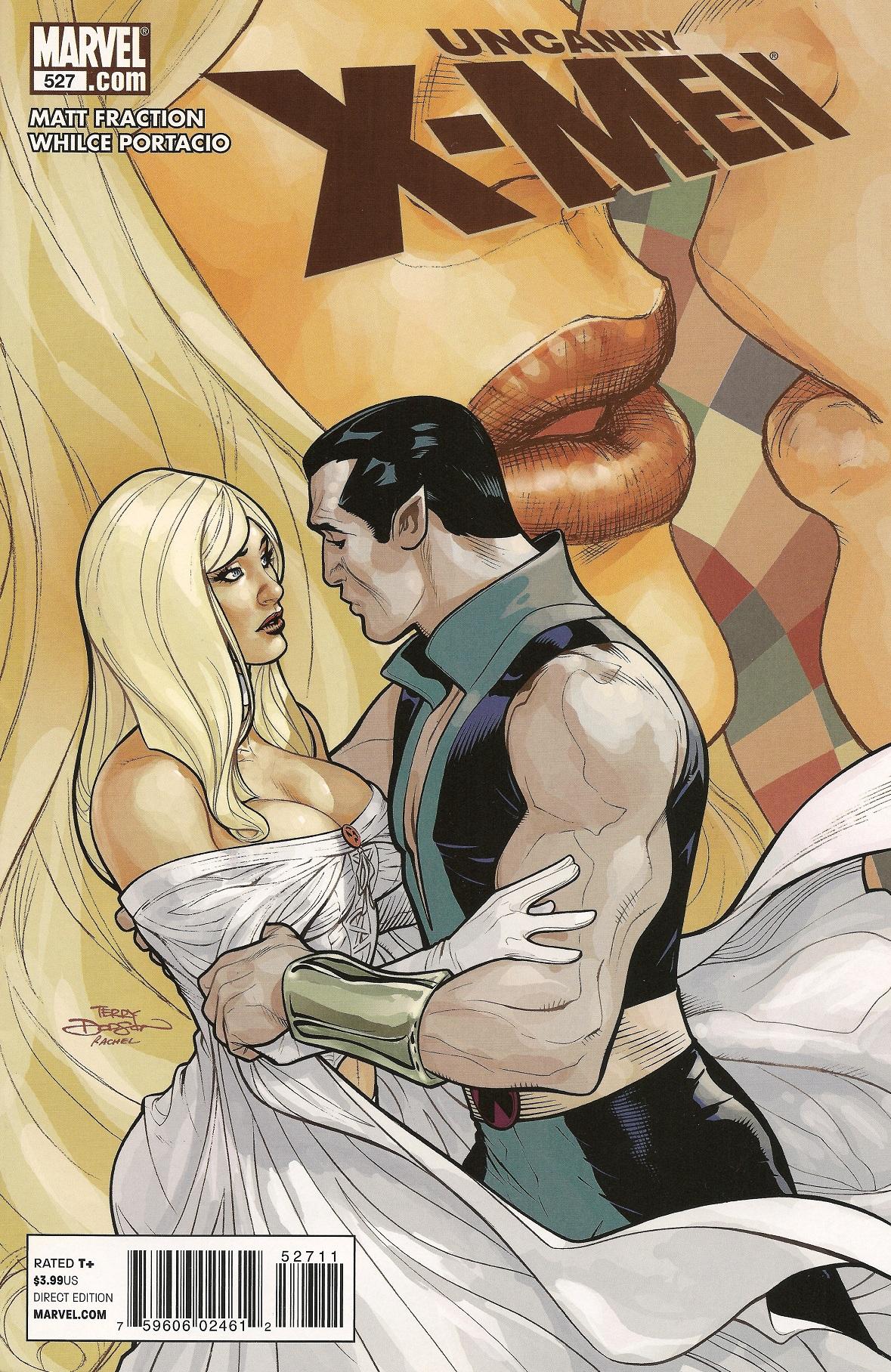 Uncanny X-Men Vol 1 527
