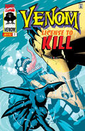 Venom License to Kill Vol 1 2