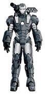 War Machine Armor MK I (Earth-199999) 001