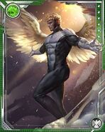 Warren Worthington III (Earth-616) from Marvel War of Heroes 009
