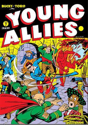 Young Allies Vol 1 7