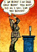 Adolf Hitler from Mystic Comics Vol 1 9 0003