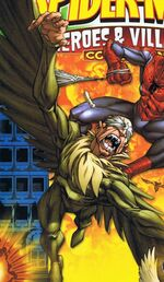 Adrian Toomes (Earth-10995) Spider-Man Heroes & Villains Collection Vol 1 19