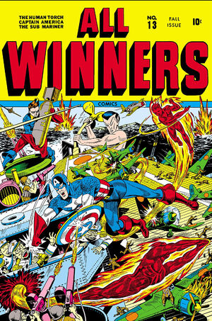 All Winners Comics Vol 1 13