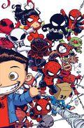 Amazing Spider-Man Vol 3 9 Baby Variant Textless