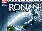Annihilation: Ronan Vol 1 1