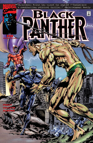 Black Panther Vol 3 28