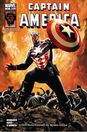 Captain America Vol 5 35