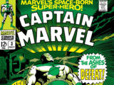 Captain Marvel Vol 1 3