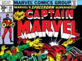 Captain Marvel Vol 1 50