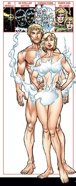Cloud (Earth-616) from Defenders Strange Heroes Vol 1 1 0001