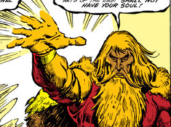 Crom (Earth-616) from King Conan Vol 1 8 001