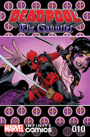 Deadpool The Gauntlet Infinite Comic Vol 1 10