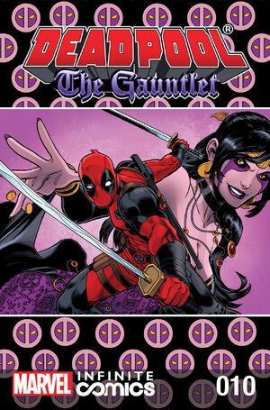Deadpool The Gauntlet Infinite Comic Vol 1 10