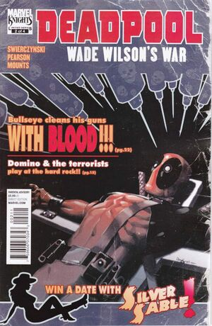 Deadpool Wade Wilson's War Vol 1 2