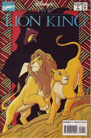Disney's The Lion King Vol 1 1