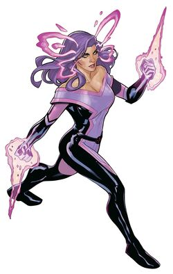 Elizabeth Braddock (Earth-616) from Hunt for Wolverine Mystery in Madripoor Vol 1 4 Spoiler Variant cover 001