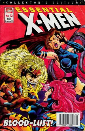 Essential X-Men Vol 1 12