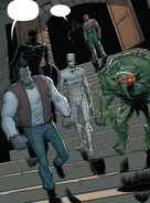 Howling Commandos (Earth-BW20D) from Mrs. Deadpool and the Howling Commandos Vol 1 1 002