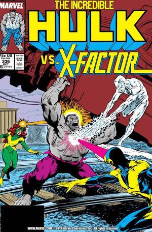 Incredible Hulk Vol 1 336