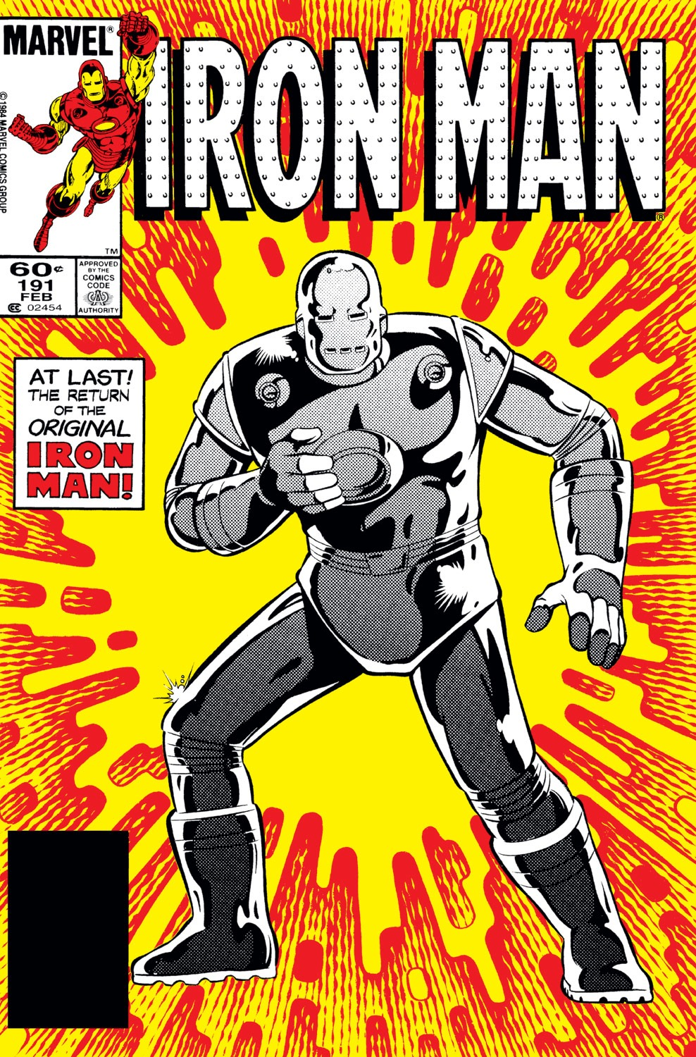 Iron man vol 1 191 marvel database fandom powered by wikia - Iron man 1 images ...