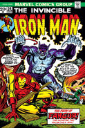 Iron Man Vol 1 56