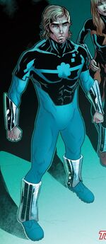 Jack Power (Skrull) (Earth-TRN590) from Spider-Man 2099 Vol 3 14 001