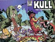 Kull the Conqueror Vol 3 1 Wraparound