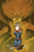 Life of Captain Marvel Vol 2 4 Textless