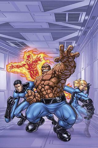 File:Marvel Adventures Fantastic Four Vol 1 0 Textless.jpg