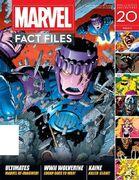 Marvel Fact Files Vol 1 20