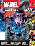 Marvel Fact Files Vol 1 20
