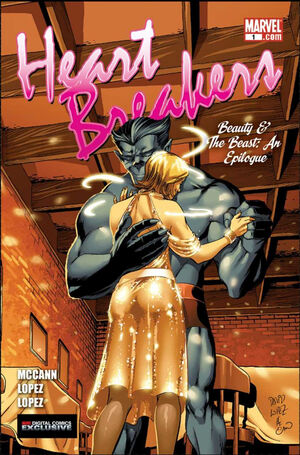 Marvel Heartbreakers Vol 1 1