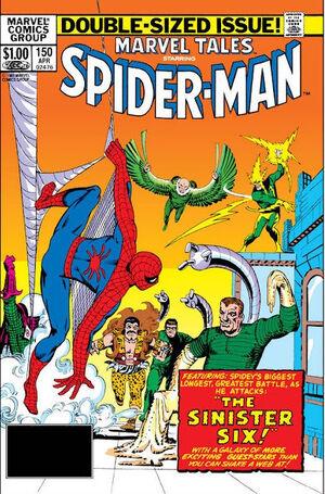 Marvel Tales Vol 2 150