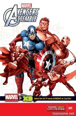 File:Marvel Universe Avengers Assemble Vol 1 5 Solicit.jpg