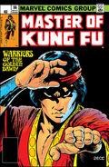 Master of Kung Fu Vol 1 86