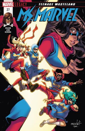 Ms. Marvel Vol 4 27