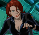 Natasha Romanoff (Earth-60808) from Ultimate Avengers 2 Rise of the Panther 003