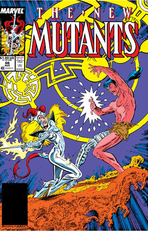 New Mutants Vol 1 66