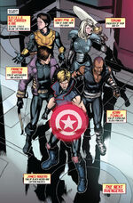 Next Avengers (Earth-10943) from Avengers World Vol 1 11