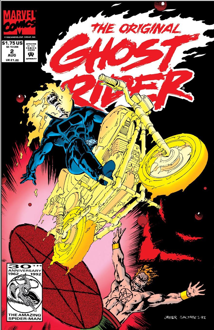 Original Ghost Rider Vol 1 2