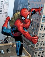 Peter Parker (Earth-1610) from Ultimate Spider-Man Vol 1 111 001