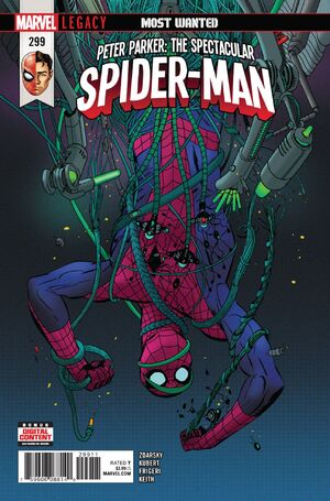 Peter Parker The Spectacular Spider-Man Vol 1 299