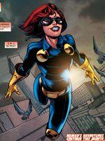 Rebecca Barnes (Heroes Reborn) (Earth-616) from Captain America Vol 1 615 001