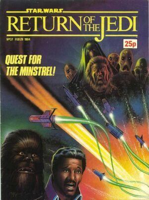 Return of the Jedi Weekly (UK) Vol 1 37